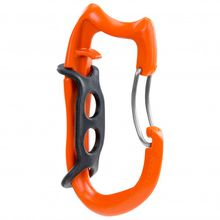 Climbing Technology - Truck - Materialkarabiner orange/rot