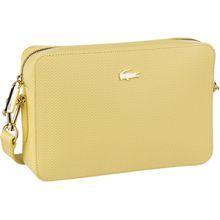 Lacoste Umhängetasche Square Crossover Bag 2731 Pale Banana