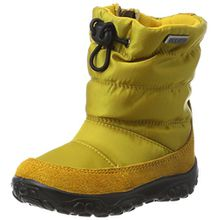 Naturino Unisex Baby Poznurr Klassische Stiefel, Gelb (Gelb), 22 EU