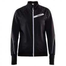 Craft - Women's Belle Glow Jacket - Fahrradjacke Gr L schwarz