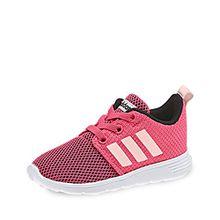 adidas Unisex Baby Swifty Inf Sneaker, Mehrfarbig (Supros/Roshel/Negbas), 21 EU