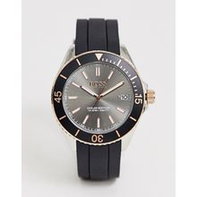 Hugo Boss - Mens 1513558 Ocean Edition - Schwarze Uhr - Schwarz