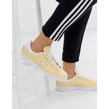 adidas Originals - Stan Smith - Sneaker mit Dreiblattlogo in Zitronengelb - Gelb