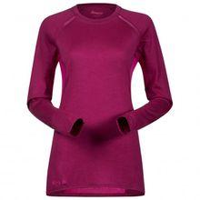 Bergans - Barlind Lady Shirt - Merinounterwäsche Gr L;M;S;XL;XS lila/rosa;schwarz