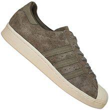Adidas Sneaker Men Superstar 80S S75848 Braun, Schuhgröße:44 2/3