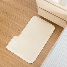 Wecker Für Schwere Sleepers Kreative Teppich Teppich Wecker-Teppich Teppich Wecker-nur Stoppt Wenn Sie Auf It-Advance Design Für Moderne Haus (weiß)