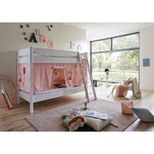 Relita Vorhangset Spielbetten, Prinzessin rosa  Kinder