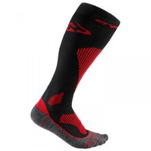 Dynafit - Racing Performance Sock - Skisocken Gr 35-38;39-42;43-46 schwarz/rot