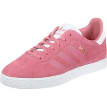 adidas Schuhe Gazelle J W Sneakers Low pink/weiß Mädchen Kinder