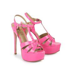 Buffalo Sandalette in neon-pink