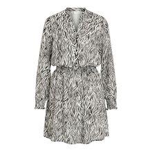VILA Kleid Sommerkleider weiß Damen