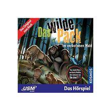 Das Wilde Pack im verbotenen Wald, Audio-CD Hörbuch