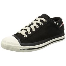 Diesel Exposure Damen Sneaker, Black, 39 EU