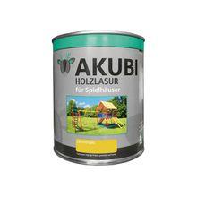 Karibu Holzlasur-Set Zitronengelb 750 ml