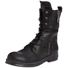 Replay Evy, Damen Biker Boots, Schwarz (Black 3), 36 EU