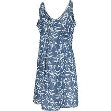 MLJULIANA S/L WOVEN SHORT DRESS A. - Umstandskleider - weiblich hellblau Damen Kinder
