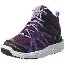 Kamik Mädchen Furyhigtx Hohe Sneaker, Violett (Dark Purple-Violet Fonce), 34 EU