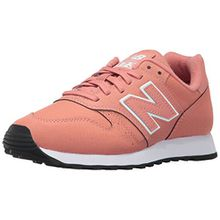 New Balance Damen Sneaker, Pink, 37 EU (4.5 UK)
