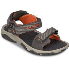 KangaRoos Trekking-Sandale - SAILOR grau