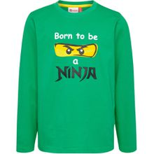 LEGO Wear Langarmshirt - Born to be Ninja