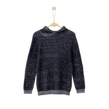 S.Oliver Junior Pullover nachtblau