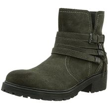 Dockers by Gerli 354430-001024, Damen Biker Boots, Grau (asphalt 024), 40 EU (6.5 Damen UK)