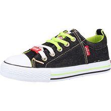 Kinder Sneakers low schwarz