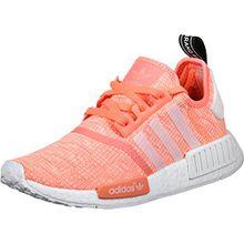 adidas Originals NMD_R1 W Damen-Sneaker BY3034 Sun Glow Gr. 36 (UK 3,5)
