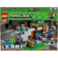 LEGO 21141 Minecraft: Zombiehöhle