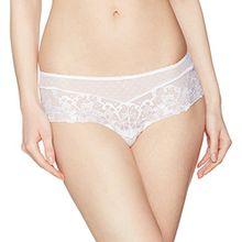Aubade Damen Panties WANDERING LOVE, Weiß (White), 38 (Herstellergröße: 2)