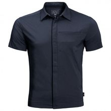 Jack Wolfskin - JWP Shirt - Hemd Gr L;XL;XXL blau/grau;schwarz