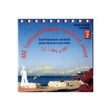Buch - 600 Französisch-Vokabeln spielerisch erlernt, 1 Audio-CD