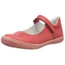Primigi Mädchen PTF 14331 Geschlossene Ballerinas, Rosso (Kiss), 28 EU