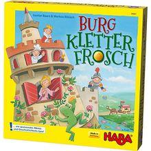 Burg Kletterfrosch