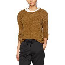 Blend She Damen Pullover Cheni R Pu, Braun (Monk'S Robe 20301), 36 (Herstellergröße: S)