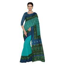 Bollywood Indische Kleider Damen Sari mit Ungesteckt ungesehen Oberteil/bluse Mirchi Fashion hochzeit indians saree kleidung