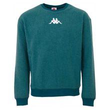 Kappa Sweatshirt »AUTHENTIC FIONN« in aussen angerauter Sweatqualität