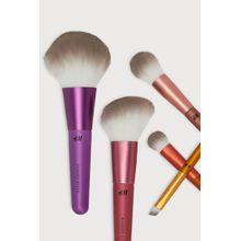 H & M - Make-up-Pinsel - Pink - Damen