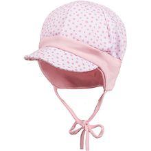 Baby Schirmmütze zum Binden  mehrfarbig Mädchen Baby