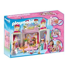Playmobil® 4898 Aufklapp-Spiel-Box Königsschloss
