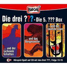 CD Die Drei ???: Box (13-15) Hörbuch