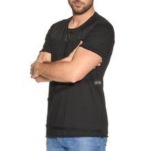Rusty Neal T-Shirt in schwarz für Herren