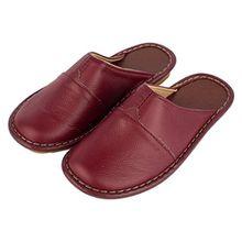 Haisum Damen Leder Pantoffeln Hausschuhe f¨¹r den Sommer