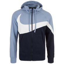 Nike Sportswear Statement Kapuzenjacke Herren blau/weiß Herren
