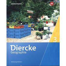 Buch - Diercke Geographie - Ausgabe 2016 Schleswig-Holstein  Kinder