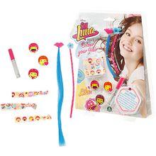 Soy Luna Haarsytling-Set Mädchen Kinder