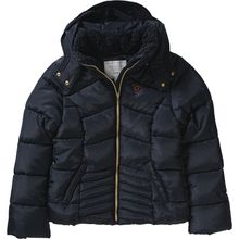 TOM TAILOR Winterjacke dunkelblau