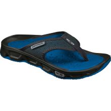 Salomon - RX Break Herren Sandale (schwarz/blau) - EU 42 2/3 - UK 8,5