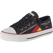 Dockers By Gerli Sneakers Low schwarz / weiß