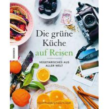 Buch - Die Grüne Küche auf Reisen